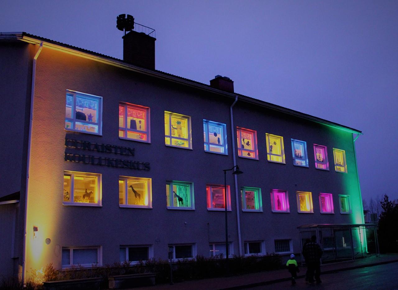 Uuraisten Koulukeskus