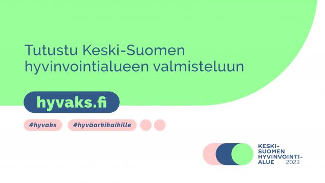 hyvaks.fi verkkosivut on avattu